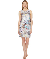 rsvp - Mica Printed Dress with Back Detail