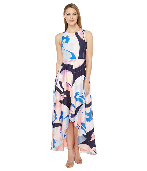 rsvp Panna High-Low Maxi Dress with Back Cut Out