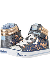 SKECHERS KIDS - Shuffles 10828L Lights (Little Kid/Big Kid)