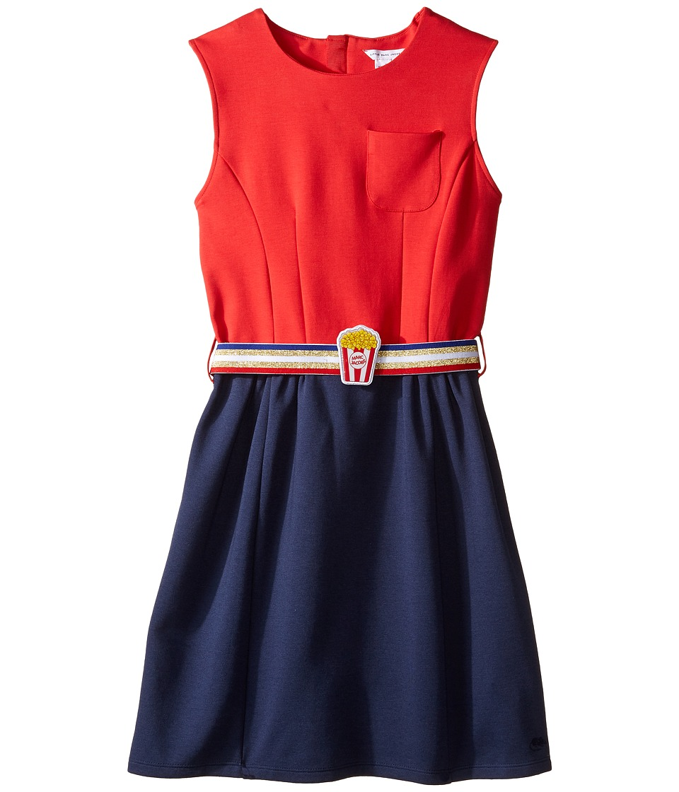 Little Marc Jacobs - Milano Pop Corn Belt Dress