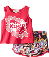 Kenzo Kids - Blush Ensemble Court (Infant)