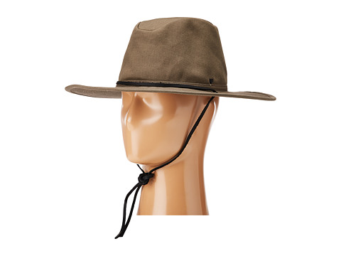 Brixton Ranger II Hat - Charcoal