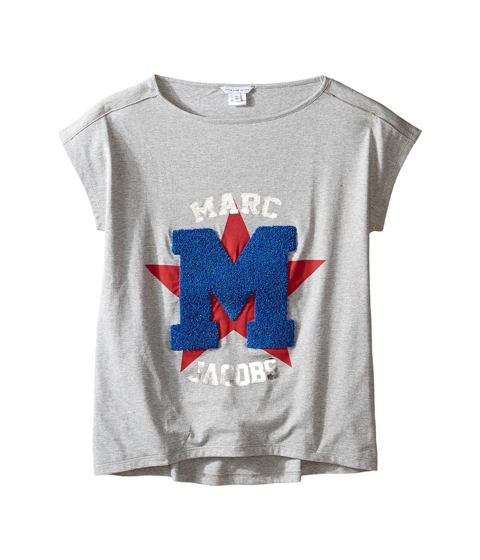 Little Marc Jacobs - Official Prints Short Sleeve Tee Shirt