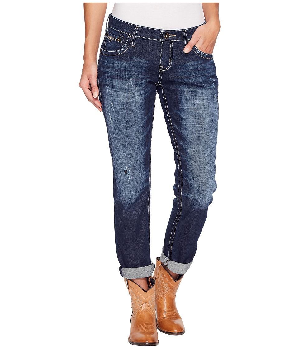 Cruel - Rhyon (Indigo) Women's Jeans