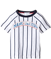 Little Marc Jacobs - Mariniere Short Sleeve Tee Shirt (Toddler/Little Kids)