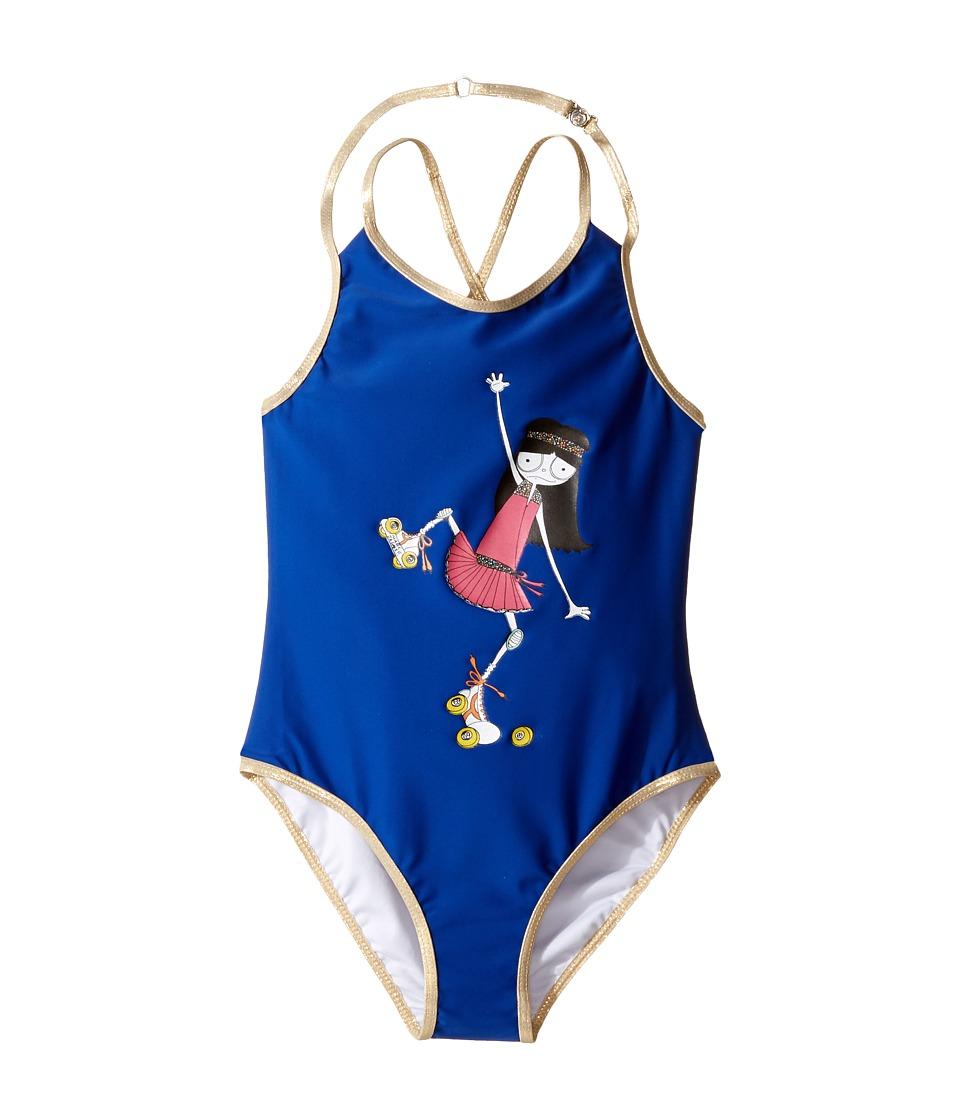 Little Marc Jacobs - One-Piece Miss Marc Swimsuit