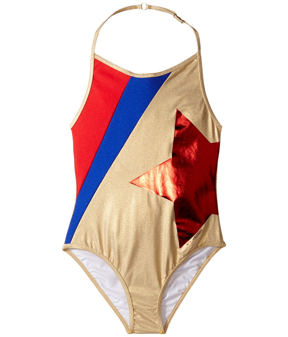 Little Marc Jacobs - One-Piece Star Swimsuit