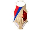 Little Marc Jacobs One-Piece Star Swimsuit (Little Kids/Big Kids)
