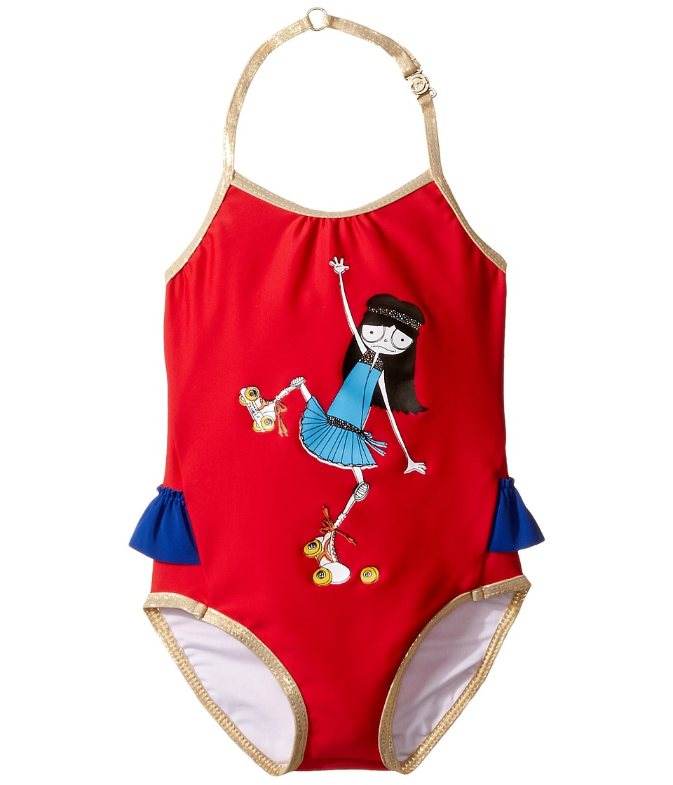 Little Marc Jacobs - Miss Marc One-Piece Swimsuit