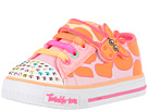 SKECHERS KIDS - Twinkle Toes - Shuffles 10772N Lights (Toddler/Little Kid)