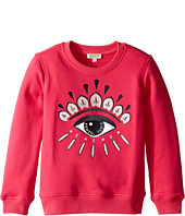 Kenzo Kids - Bella O Sweatshirt (Toddler/Little Kids)