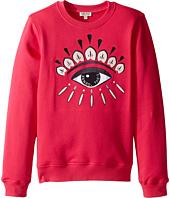 Kenzo Kids - Bella O Sweatshirt (Big Kids)