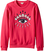 Kenzo Kids - Bella O Sweatshirt (Big Kids)