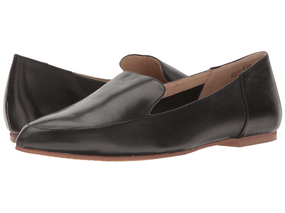 Kristin Cavallari Chandy Loafer (Black Leather) Women