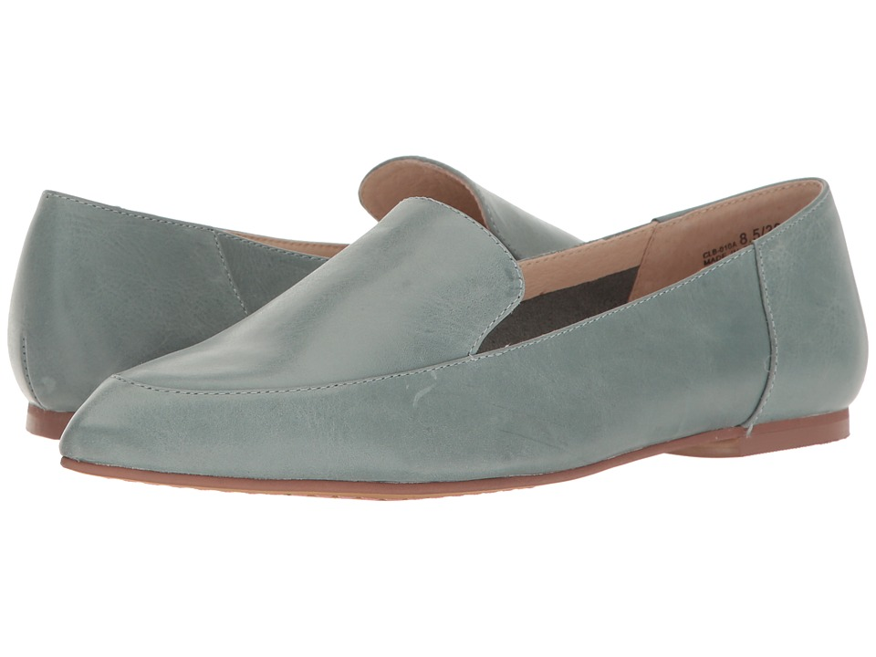 Kristin Cavallari Chandy Loafer (Blue Leather) Women