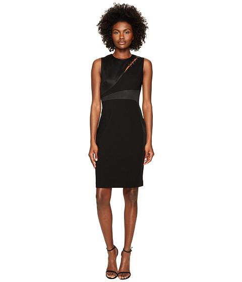 Versace Collection Sleeveless Jersey Dress