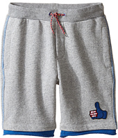 Little Marc Jacobs - Joggings Style Shorts (Little Kids/Big Kids)