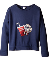 Little Marc Jacobs - Fancy Milano Sweater (Big Kids)