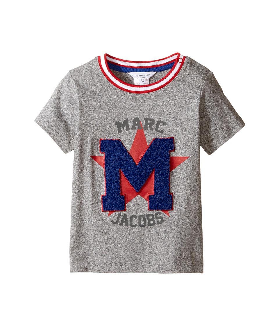 Little Marc Jacobs - Koala Or Print Short Sleeve Tee Shirt