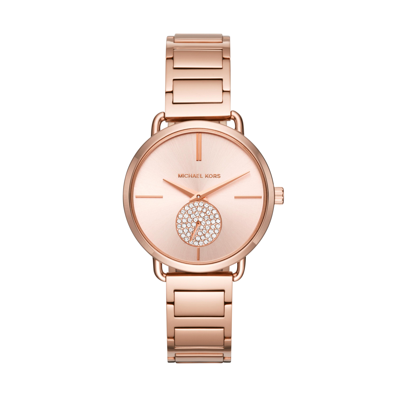 Michael Kors - MK3640 - Portia (Rose Gold) Watches