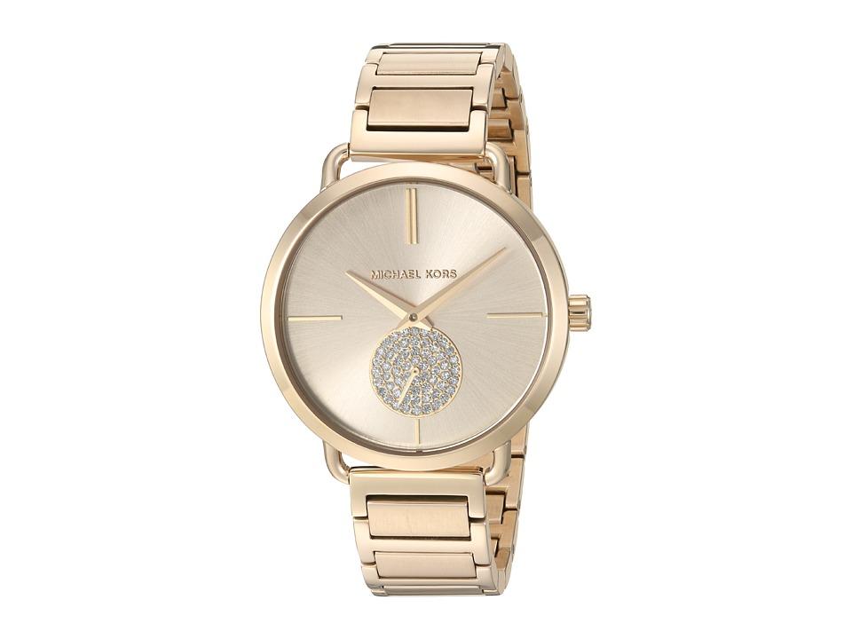 Michael Kors - MK3639 - Portia (Gold) Watches