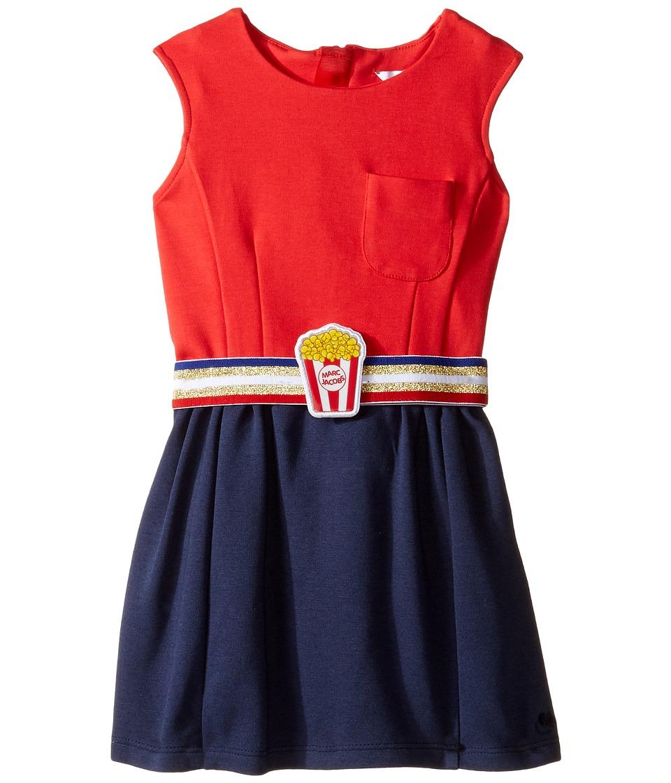 Little Marc Jacobs - Milano Pop Corn Belt Dress