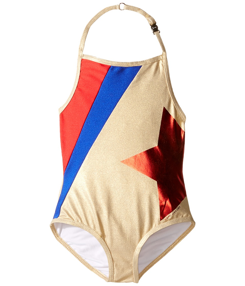 Little Marc Jacobs Little Marc Jacobs - One-Piece Star Swimsuit