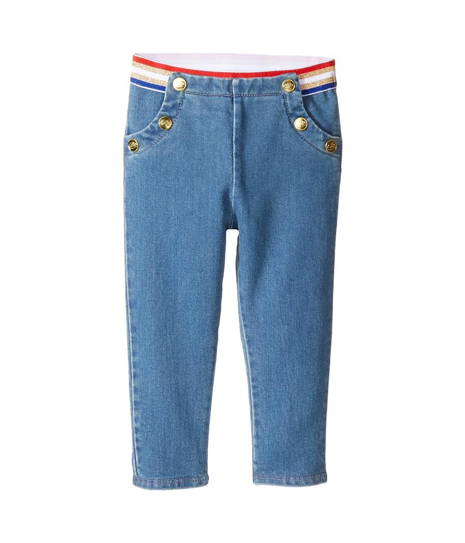 Little Marc Jacobs - Denim Effect Trousers