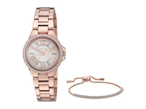 Michael Kors MK3654 - Petite Camille and Bracelet Gift Set