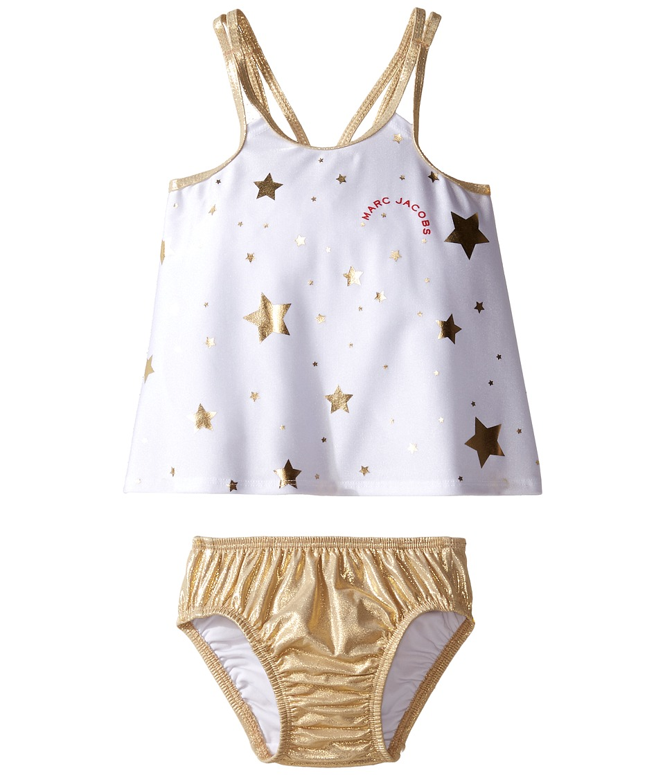 Little Marc Jacobs - Stars Print Two-Piece Swimsuit