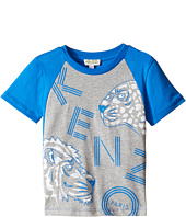 Kenzo Kids - Blunt Tee Shirt (Toddler/Little Kids)