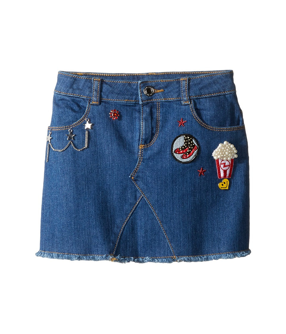Little Marc Jacobs Little Marc Jacobs - Denim Skirt