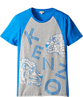 Kenzo Kids - Blunt Tee Shirt (Big Kids)