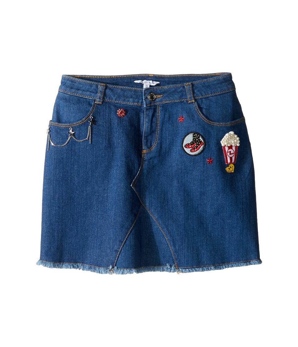 Little Marc Jacobs - Denim Skirt