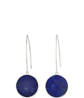 LAUREN Ralph Lauren - 6PM in New York Elongated Wire with Disk Drop Earrings