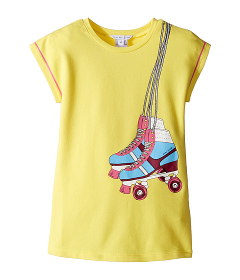 Little Marc Jacobs Essential Jersey Dress (Toddler)