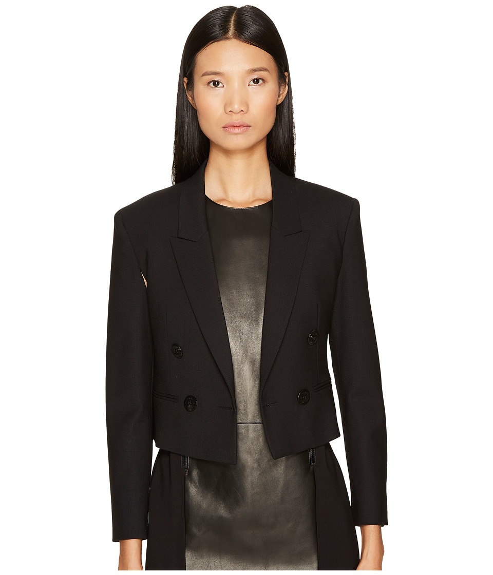 Neil Barrett - Double Breasted Blazer Cape