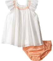 Chloe Kids - Newborn Rainbow Blouse/Bloomer Set (Infant)