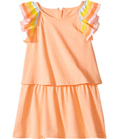 Chloe Kids - Rainbow Ruffle Dress From Adult Collection (Infant)