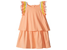 Chloe Kids Rainbow Ruffle Dress From Adult Collection (Toddler)