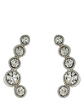 LAUREN Ralph Lauren - Headlines Ear Climber Earrings