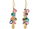 LAUREN Ralph Lauren Pop Style Linear Cluster Drop Earrings