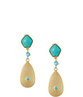 LAUREN Ralph Lauren - Pop Style Linear Drop Clip Earrings