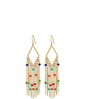 LAUREN Ralph Lauren - Pop Style Fringe Chandelier Earrings