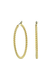 LAUREN Ralph Lauren - Perfect Pieces Large Twisted Hoop Earrings