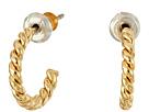 LAUREN Ralph Lauren Perfect Pieces Small Twisted Hoop Earrings