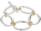 LAUREN Ralph Lauren Perfect Pieces Linear Large Oval Links Bracelet