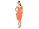 Laundry by Shelli Segal - Stretch Crepe Cocktail Dress
