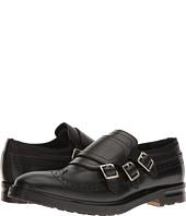 Alexander McQueen - Florence 3 Buckle Monk Strap Shoe
