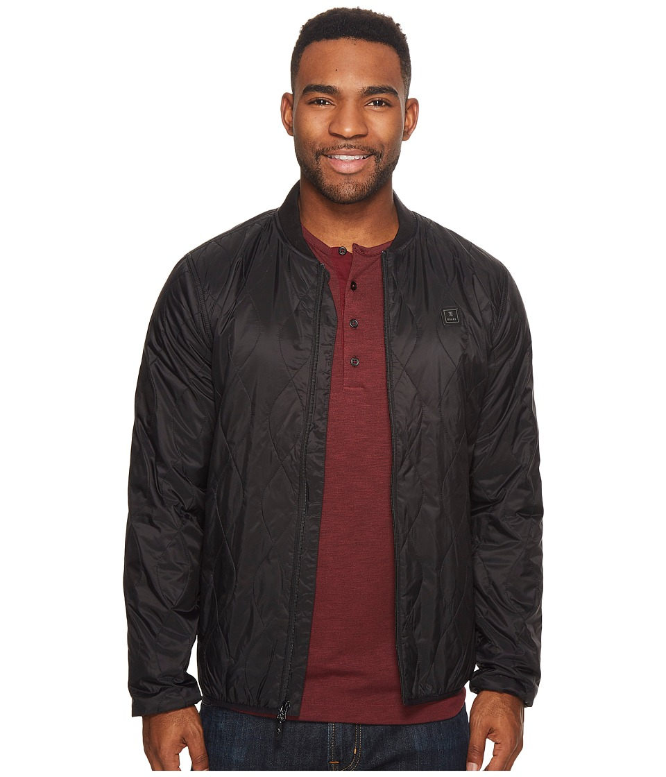 Roark Great Heights Jacket (Black) Men